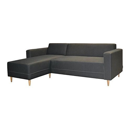 finlandek ecksofa wendbar f e aus massivholz tyko 5 sitzer stoff loneta carbon 205 x 140 x. Black Bedroom Furniture Sets. Home Design Ideas