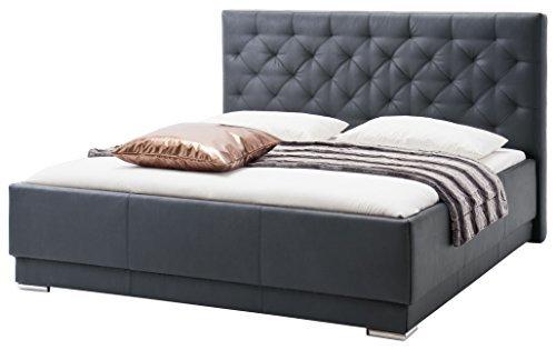 m bel24 m bel g nstig sette notti 1123 10 4000 polsterbett in boxspringoptik pisa mit. Black Bedroom Furniture Sets. Home Design Ideas