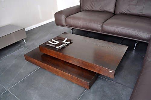 design couchtisch tisch s 60 walnuss wenge carl svensson m bel24. Black Bedroom Furniture Sets. Home Design Ideas