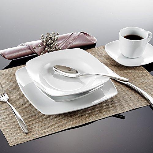 malacasa serie julia klein tafelservice 60 teilig kombiservice kaffeeservice porzellan. Black Bedroom Furniture Sets. Home Design Ideas
