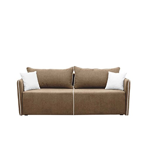 mirjan24 schlafsofa rock sofa couch mit bettkasten und. Black Bedroom Furniture Sets. Home Design Ideas