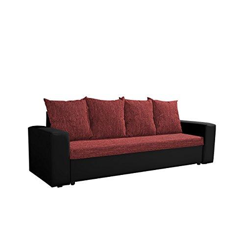 m bel24 m bel g nstig sofa monari couch schlafsofa. Black Bedroom Furniture Sets. Home Design Ideas