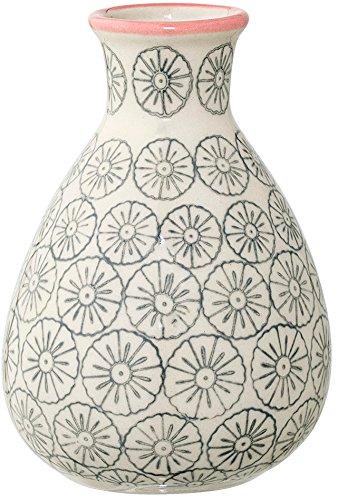 Bloomingville-Vase-Cecile-65-x-11-cm-grau-0