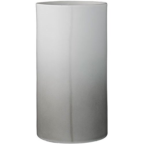 Bloomingville Vase, Gradient Grey D.13cm, H24cm