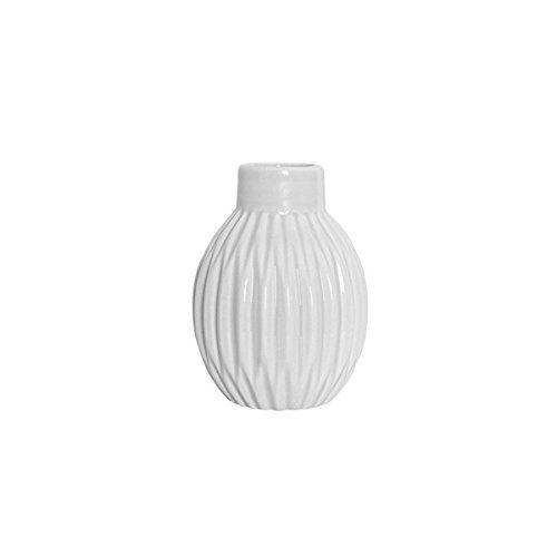 Bloomingville-Vase-in-Faltenoptik-klein-matt-wei-0