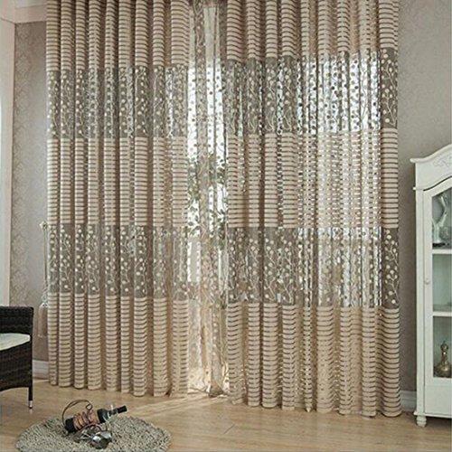 Jacquard-Wirkerei-Vorhnge-fr-Fenster-Wohnzimmer-Die-Sun-Shading-Vorhang-0