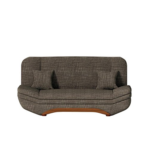 mirjan24 sofa weronika lux sale mit bettkasten und schlaffunktion schlafsofa gro e farb und. Black Bedroom Furniture Sets. Home Design Ideas
