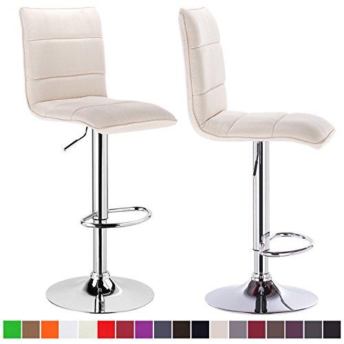 m bel24 m bel g nstig woltu 2er set barhocker bh60cm 2 c. Black Bedroom Furniture Sets. Home Design Ideas