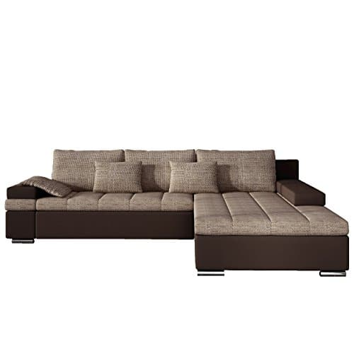 mirjan24 design ecksofa bangkok moderne eckcouch mit. Black Bedroom Furniture Sets. Home Design Ideas