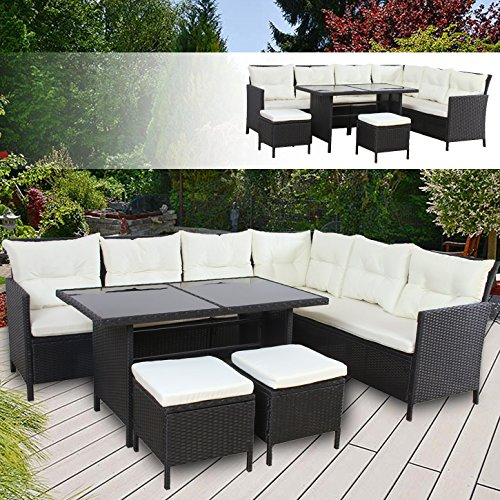m bel24 m bel g nstig boston poly rattan gartenmbel. Black Bedroom Furniture Sets. Home Design Ideas