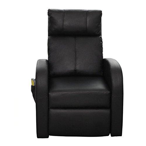 vidaxl massagesessel fernsehsessel relaxsessel massage tv sessel mit heizung schwarz 1 m bel24. Black Bedroom Furniture Sets. Home Design Ideas