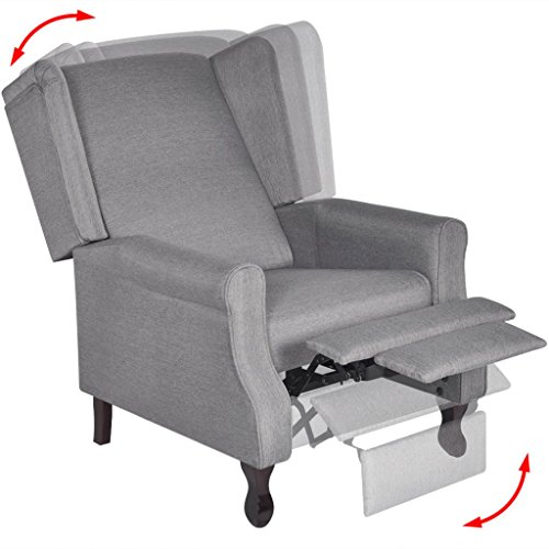 m bel24 m bel g nstig vidaxl ohrensessel tv sessel. Black Bedroom Furniture Sets. Home Design Ideas