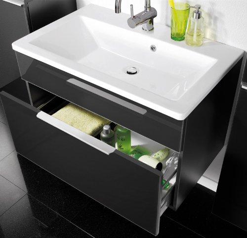 badm bel set kara 5tlg mit glasfronten in anthrazit m bel24 m bel g nstig. Black Bedroom Furniture Sets. Home Design Ideas