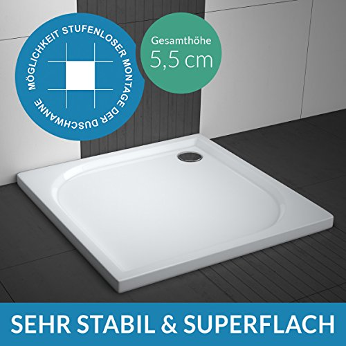 duschwannen g nstig online bestellen m bel24. Black Bedroom Furniture Sets. Home Design Ideas