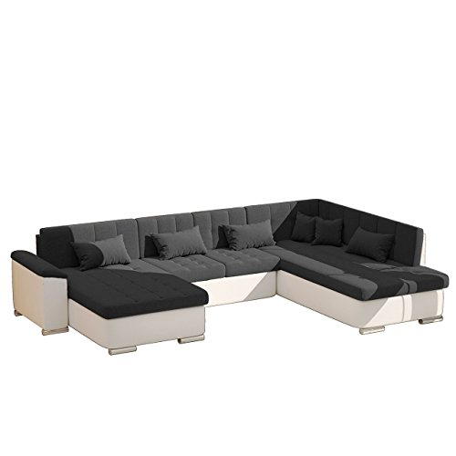 m bel24 m bel g nstig ausverkauf eckcouch ecksofa niko bis sale design sofa couch mit. Black Bedroom Furniture Sets. Home Design Ideas