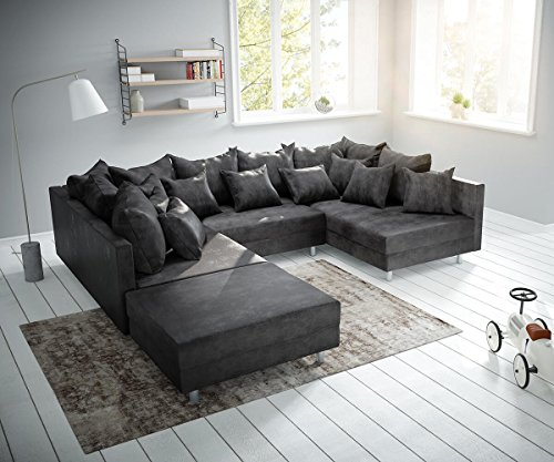couch clovis modular ecksofa sofa wohnlandschaft. Black Bedroom Furniture Sets. Home Design Ideas