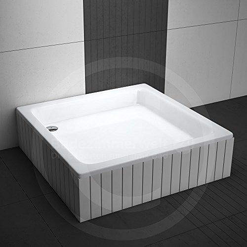 m bel24 m bel g nstig duschwanne duschbecken komplettset m01 aquabad comfort magno mae 90x90cm. Black Bedroom Furniture Sets. Home Design Ideas