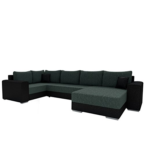 m bel24 ecksofa tomasi sale elegante xxl eckcouch mit schlaffunktion und bettkasten farbauswahl. Black Bedroom Furniture Sets. Home Design Ideas