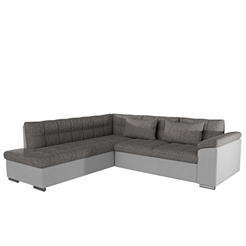 moderne ecksofa sedi design eckcouch mit schlaffunktion ecksofa fr wohnzimmer gstezimmer. Black Bedroom Furniture Sets. Home Design Ideas