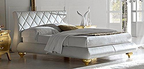 Bett Doppelbett Polsterbett Königin nach Maß