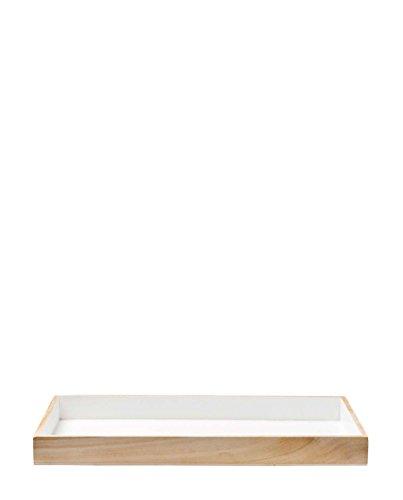 bloomingville tablett wei natur von bloomingville m bel24. Black Bedroom Furniture Sets. Home Design Ideas