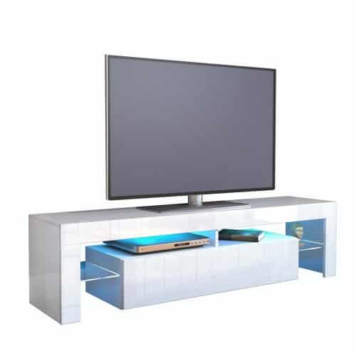 tv board lowboard lima v2 v1 wei m bel24 m bel g nstig. Black Bedroom Furniture Sets. Home Design Ideas