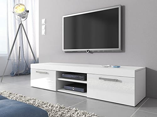 tv element tv schrank st nder mambo wei matt wei. Black Bedroom Furniture Sets. Home Design Ideas