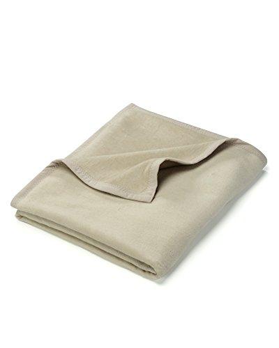 myhomery uni kuscheldecke aus baumwolle decke f rs sofa wolldecke warm kuschelig. Black Bedroom Furniture Sets. Home Design Ideas