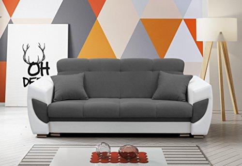polstersofa m bel24. Black Bedroom Furniture Sets. Home Design Ideas