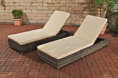 gartenliegen g nstig online bestellen m bel24. Black Bedroom Furniture Sets. Home Design Ideas