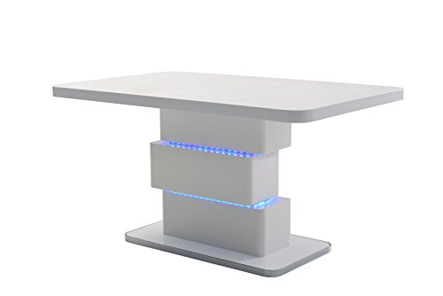 CAVADORE Säulentisch, MDF