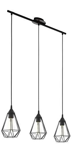 EGLO Pendelleuchte Hängelampe Pendellampe Hängeleuchte Leuchte Tarbes 94189