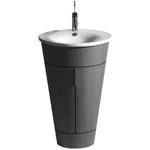 Duravit Starck 1-Waschbecken Schrank 580mm Starck 1weiß