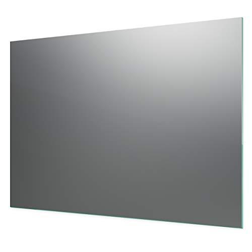 Spiegel ID Cristal Series: KRISTALLSPIEGEL rechteckig - nach Wunschmaß und Verschiedene Formen - Made in Germany - Verschiedene Größen auswählbar