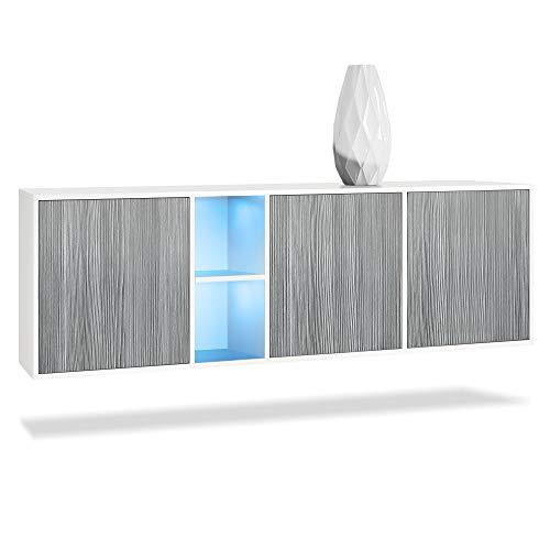 Vladon Cuba Sideboard weiß